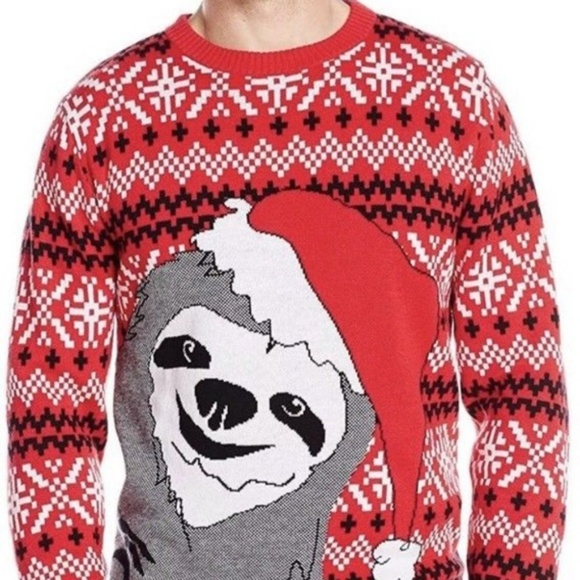 Ugly Christmas Sweater Men.Alex Stevens Men Christmas Ugly Christmas Sweater Boutique